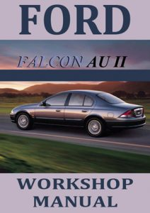 Ford Falcon AU Series2 Workshop Manual