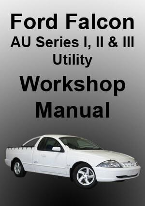 ford ute au workshop manual download now rh fordfalconrepairmanuals com au ford falcon au manual for sale ford falcon manual pdf