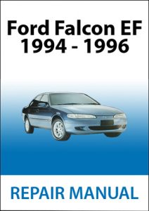 Ford Falcon EF Manual