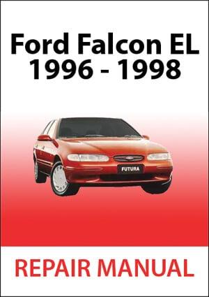 1996-1998 FORD FALCON EL Series WORKSHOP MANUAL