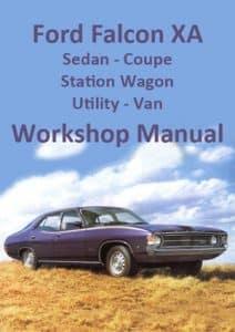 Ford Falcon XA Manual
