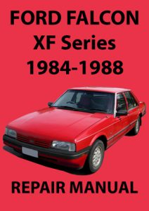 Ford Falcon XF Workshop Manual