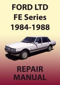 Ford LTD FE