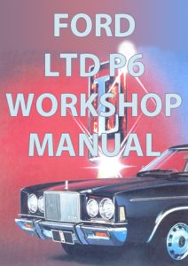 Ford LTD P6